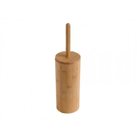 Lloyd Pascal Bamboo Toilet Brush and Holder